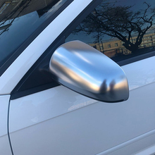 цена на OYAMARIVER For Audi A4 B6 B7 A6 (2003-2007) S4 Matt Chrome Mirror Cover Rearview Side Mirror Cap S Line