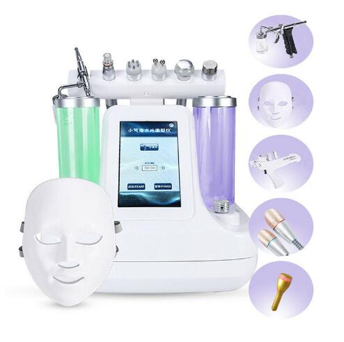 11 In 1 Bio-lifting Spa Facial Machine Water Jet Hydro