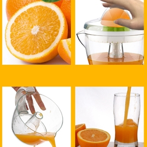Image 3 - เครื่องคั้นน้ำผลไม้ส้มCitrus Lemon Grapefruitเครื่องสีส้มคั้นน้ำผลไม้แบบพกพาJuicers Squeezerผลไม้กดJuicing,Eu P
