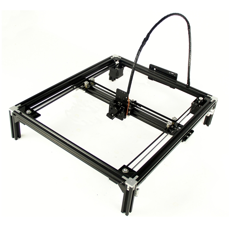 Version normale cadre dessin robot A4 A3 zone de gravure en option support laser bricolage LY stylo dessin robot machine