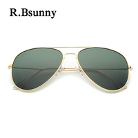 Fashion Unisex Square Vintage Polarized Sunglasses Men Polaroid Women Rivets Metal Design Retro Sun Glasses Gafas