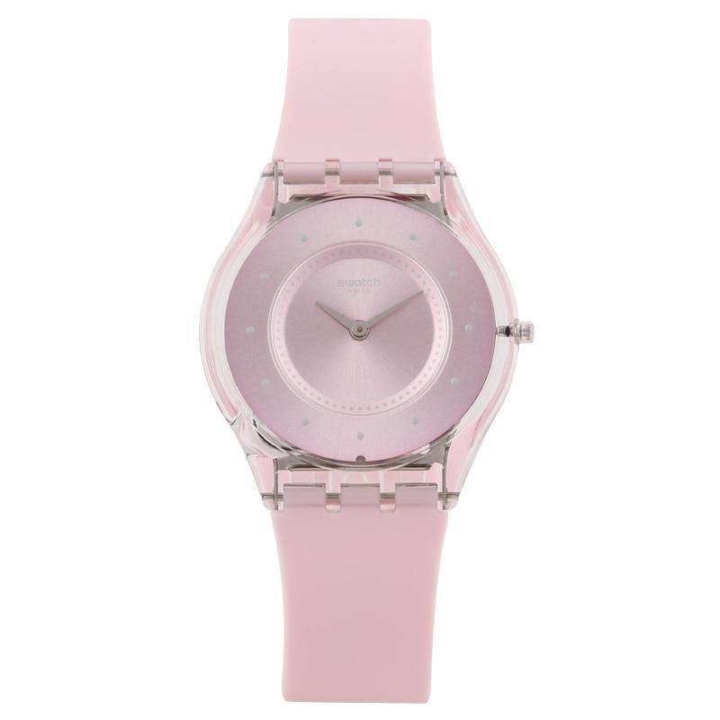 Swatch watch SKIN series romantic pink dot marker quartz watch SFE111 игровой стол dfc world cup gs st 1282