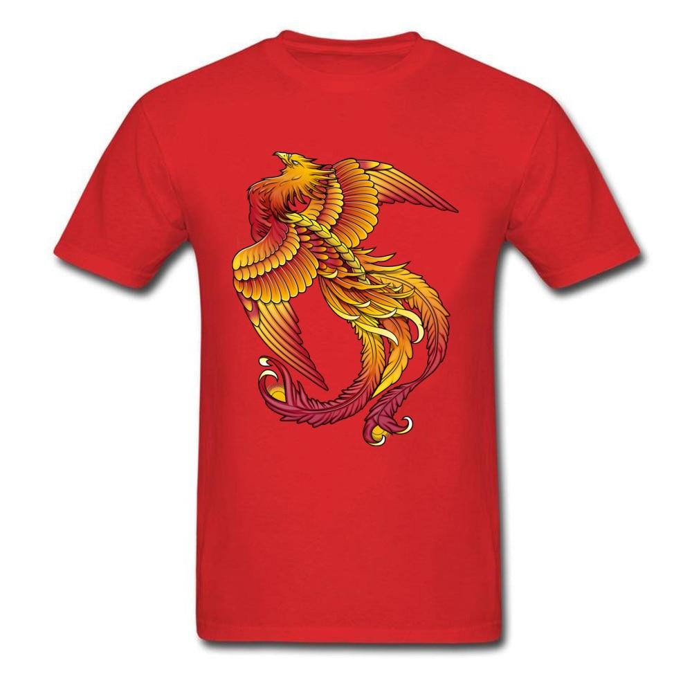 Casual Firebird Men T Shirts Family Summer Short Sleeve O-Neck 100% Cotton Tops & Tees Casual T Shirts Free Shipping Firebird red