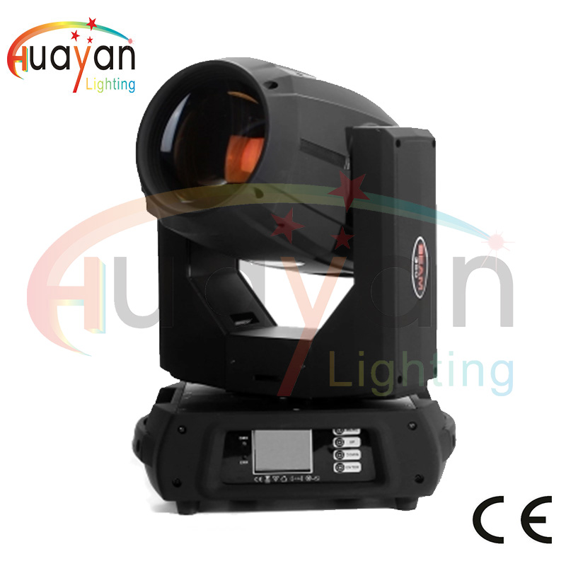 Free Shipping:350W 17r beam moving head stage light LCD touch display computer moving head light for light show disco