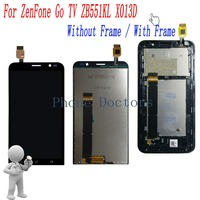 5 5 Inch Full LCD DIsplay Touch Screen Digitizer Assembly For Asus ZenFone Go TV ZB551KL