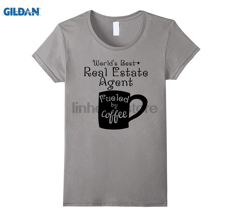 Возьмите мире best агент по недвижимости подпитывается Кофе футболка очки Для женщин футболка