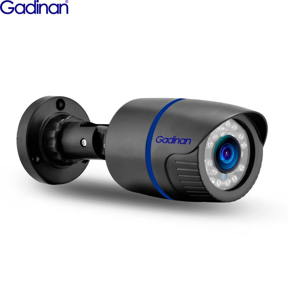 Sensor SONY IMX335 Gadinan, cámara IP con cable de 5MP, 3MP, 2MP, para exteriores, P2P, detección de movimiento de seguridad, ONVIF IR, Video vigilancia POE Cable de alimentación extensor Gadinan DC12V 3m/5m/10m 5,5mm x 2,1mm, Cable de extensión de enchufe macho para cámara de seguridad CCTV IP Wifi de 12V