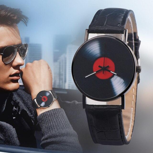 OKTIME 2018 Women Watch Luxury Leather Ladies Watch Casual Men Women Dress Clock