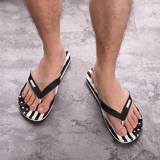 Patriotic Summer Slippers  3