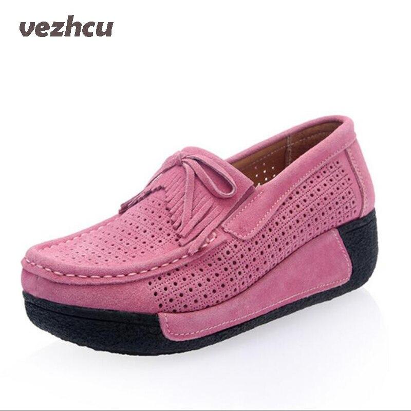 VZEHCU Flats Women Shoess