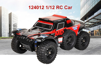 1:12 4WD 124012 Remote Control Drift Off road Crawler 60KM/H High Speed RC Racing Car Short Truck Radio Control Racing Cars toys