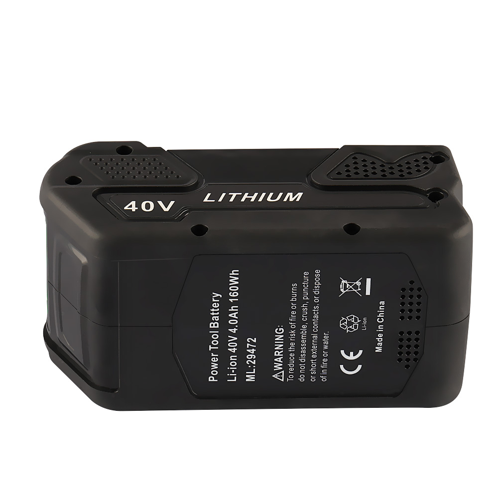 Power ToolCordless Battery for GreenWorks G-MAX 4Ah, 40V