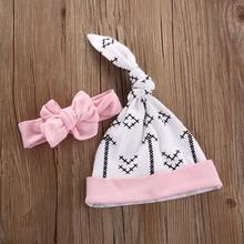 4PCS Newborn Long Sleeve Cotton Clothing Set For 0-18M