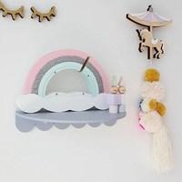 Nordic Children Rainbow Coin Box Cartoon Room Decoration Gift Rainbow Piggy Bank Children's Birthday Gift