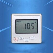 Digital display level 360 degree digital angle ruler electronic tilt measurement box with magnetic inclinometer angle gauge цена 2017