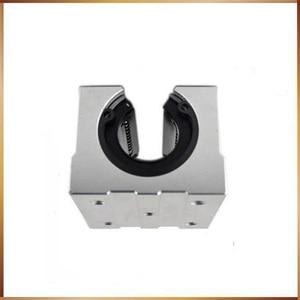 Image 2 - sbr16 free shipping SBR16 SBR16UU 16mm Linear Ball Bearing Block CNC Router