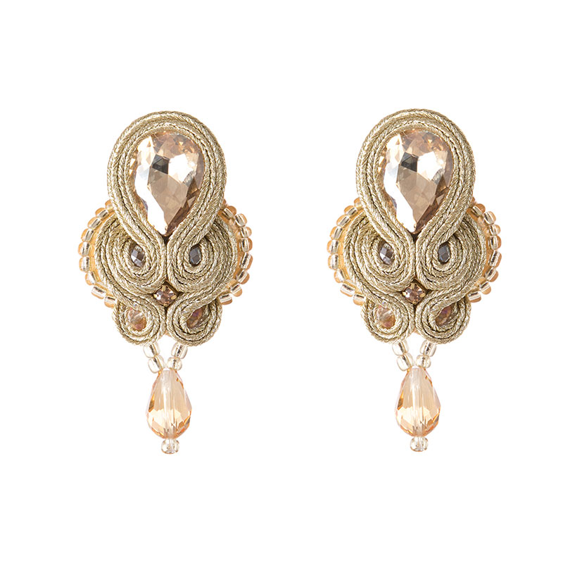 KPacTa Fashion Leather Ladies Earrings Round Long Tassel Jewelry Retro Handmade Big Pendant Earrings Party National Wind Gift