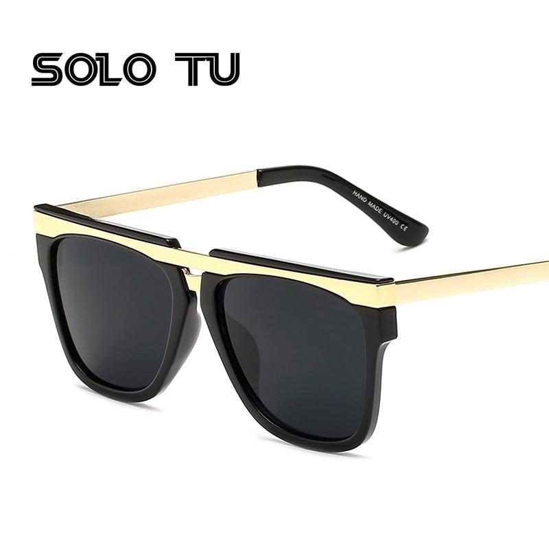 classique marque designer carre lunettes de soleil femmes. Black Bedroom Furniture Sets. Home Design Ideas