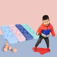 Happymaty Children Outdoor Balanced seesaw Balance Training Toy Parent child Game Balance B Indoor Kindergarten Sport Toys