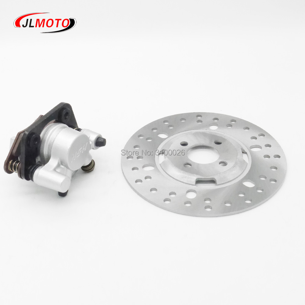Back To Search Resultsautomobiles & Motorcycles Atv Parts & Accessories Rear Brake Caliper With 190mm Disc Fit For Jinling Taotao Sunl 125cc 250cc 200cc 500w Electric Quad Atv Utv Go Kart Buggy Parts
