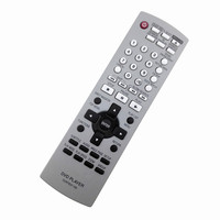 The original remote control for panasonic DVD EUR7631100 EUR7631080 EUR7631090