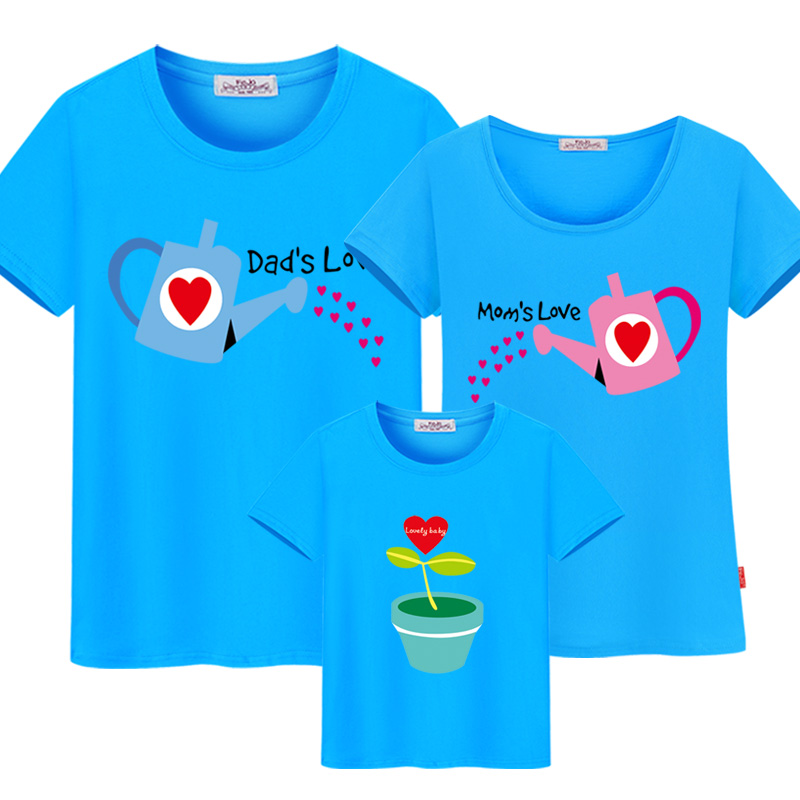 44ce293ec Mother Father Daughter Matching Clothes The Seeds of Love - My ...
