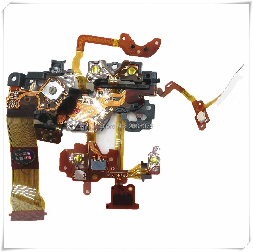 100% Original new A7s ii top flex for SONY A7s ii flex A7S II A7RM2 7SM2 ON-OFF flex camera repair parts