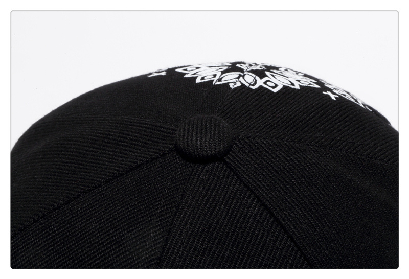 498279a41a6 Snapback Baseball Caps Men Black Baseball Cap Women Trucker Hat High ...