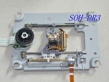 SOH DR3 de ramassage DVD CD VCD avec mécanisme SOHDR3 / DR3 lentille Laser avec mécanisme en métal pièces de réparation SOH DR3