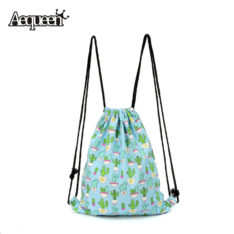 Compare Prices on Cactus Canvas Bag- Online Shopping/Buy Low Price ...