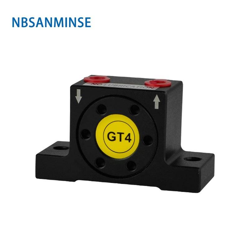 NBSANMINSE GT 1 8 1 4 Pneumatic Turbine Vibrator Air Vibrator Low Pressure For food and