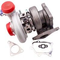 TD05 20G Turbo Зарядное устройство для 02 07 WRX/STI для SUBARU, автомобильные аксессуары, брелок для автомобиля SUBARU, GC8 GDB EJ20 EJ25 02 03 04 05 06 350 + hp турбо двигател