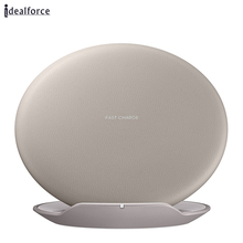 NEW For iphone X QI Wireless Charger Fast Charging Pad For Samsung Note 8 S8 S8+ Plus G9550 N950 EP-PG950