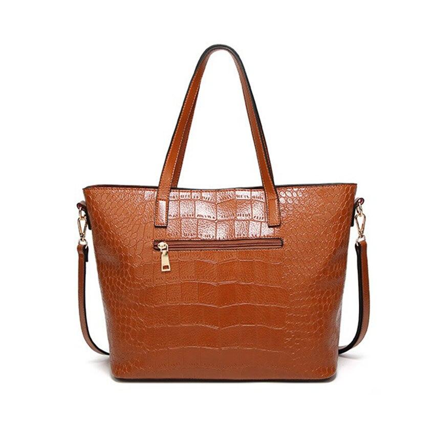 Luxury brand Large Leather Tote handbag For women Shoulder bag top-handle Office Shop hand bag bag Arrow hardware Design 2