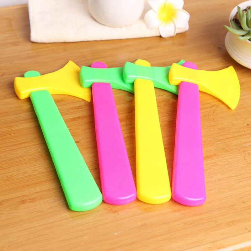 Nice Artificial Mini Axe Tools Toys Children Kids Puzzle Toy Costume Props Birthday Party Favor Gift Christmas Halloween Navidad Costumes & Accessories