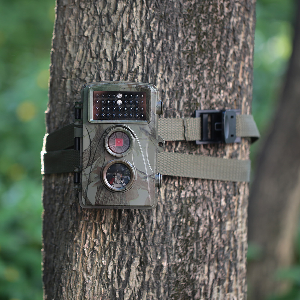 Camouflage hidden Infrared Trail Camera Photo trap security Wild camera 720P font b night b font