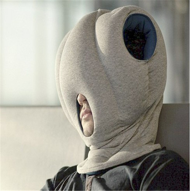 wholesale prices the magical ostrich pillow office the nap pillow car pillow everywhere nod off to sleep free shipping