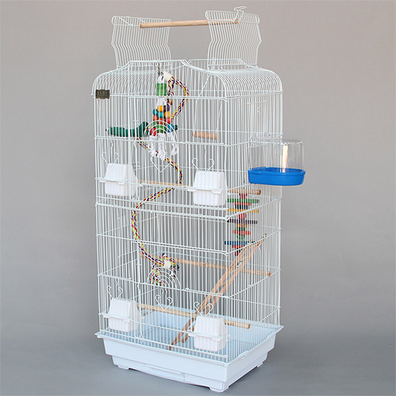 White Parrot Cage Promotion-Shop for Promotional White Parrot Cage ...