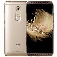 "Original ZTE Axon 7 A2017 4G LTE Mobile Phone Snapdragon 820 Android 6.0 5.5"" 2560X1440 4GB RAM 128GB ROM 20.0MP Fingerprint NFC 2"