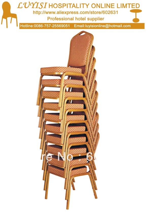 Укладка Алюминий стул банкета lys-l300