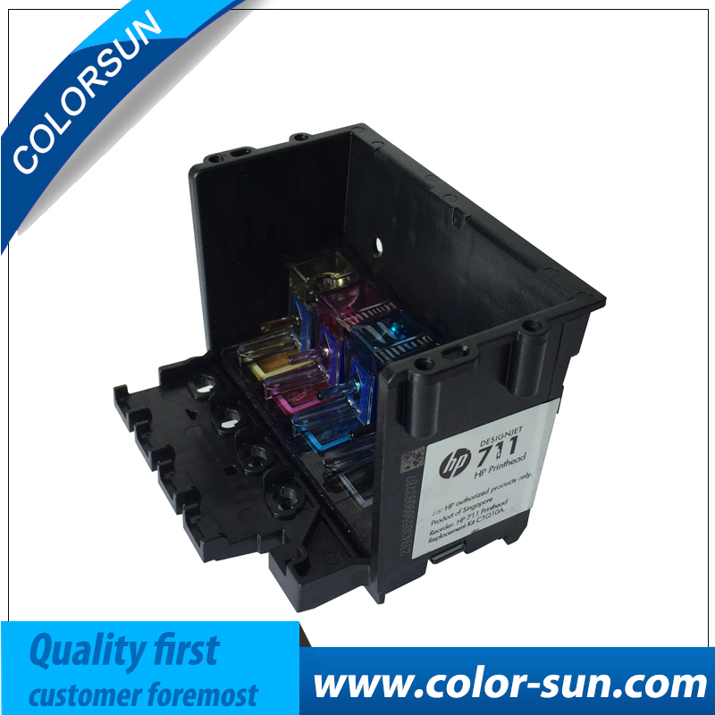 High Quality Original Refurbished for hp 711 HP711 Print Head Compatible For HP designjet T120 T520 Printhead hp designjet t120