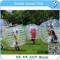 Precio Bajo Del Envío Libre 1.0 metros Transparente Niños Bola Burbuja de Fútbol, Bola de parachoques, Bola Descabellado Para La Venta