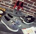 AREQW осенью 2016 новая мода популярные дуг теплый хлопок обувь grind песчаные снегоступы
