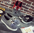 AREQW The autumn of 2016 the new fashion popular doug warm cotton shoes grind arenaceous Snow boots