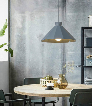 Eusolis Nordic подвесной светильник Verlichting Дом Освещение светильники Industriel блеск Para сала де янтар Винтаж