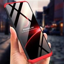 For OPPO A5 Case OPPOA5 360 Degree Protected Full Body Phone for Shockproof Cover+Glass Film