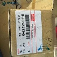Brand new Common Rail Injector 8 98245753 0 8971925963 for Isuzu Trooper 4JX1 3.0L Engine