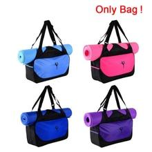 Yoga sacos de pacotes do sexo feminino adulto dança ombro mochilas à prova d' água saco sacos de desporto bolsa dança ballet meninas AS8623