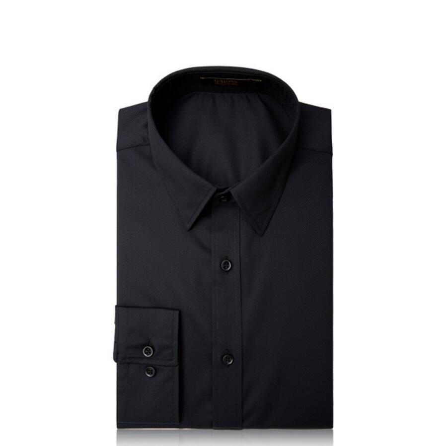 Pour Marié De Avec Shirt Manches Haute Mariage Personnalisé La Longue Version Hommes Qualité Dernière Le Shir Revers breasted Single Chemises wAxn4FBP