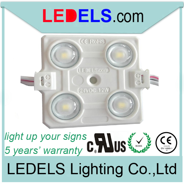800pcs/lot,5 years warranty,24v 1.2w 88lm everlight 24v 2835 <font><b>4</b></font> <font><b>led</b></font> <font><b>module</b></font> 24v <font><b>4</b></font>-<font><b>led</b></font> <font><b>module</b></font> backlight for light box image